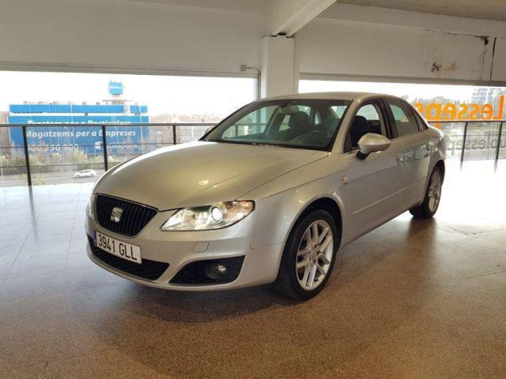 SEAT Exeo 2.0 TDI CR DPF Style 105 kW (143 CV) segunda mano Madrid