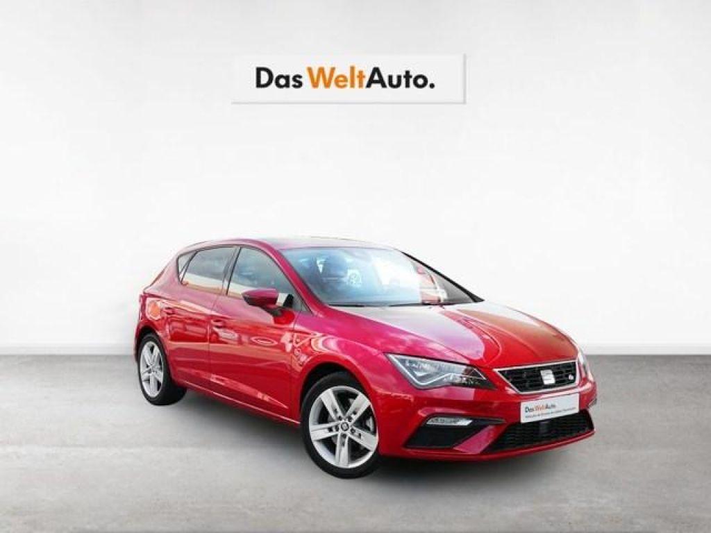SEAT Leon 1.5 TSI S&S FR Fast Edition DSG7 110 kW (150 CV) segunda mano Madrid