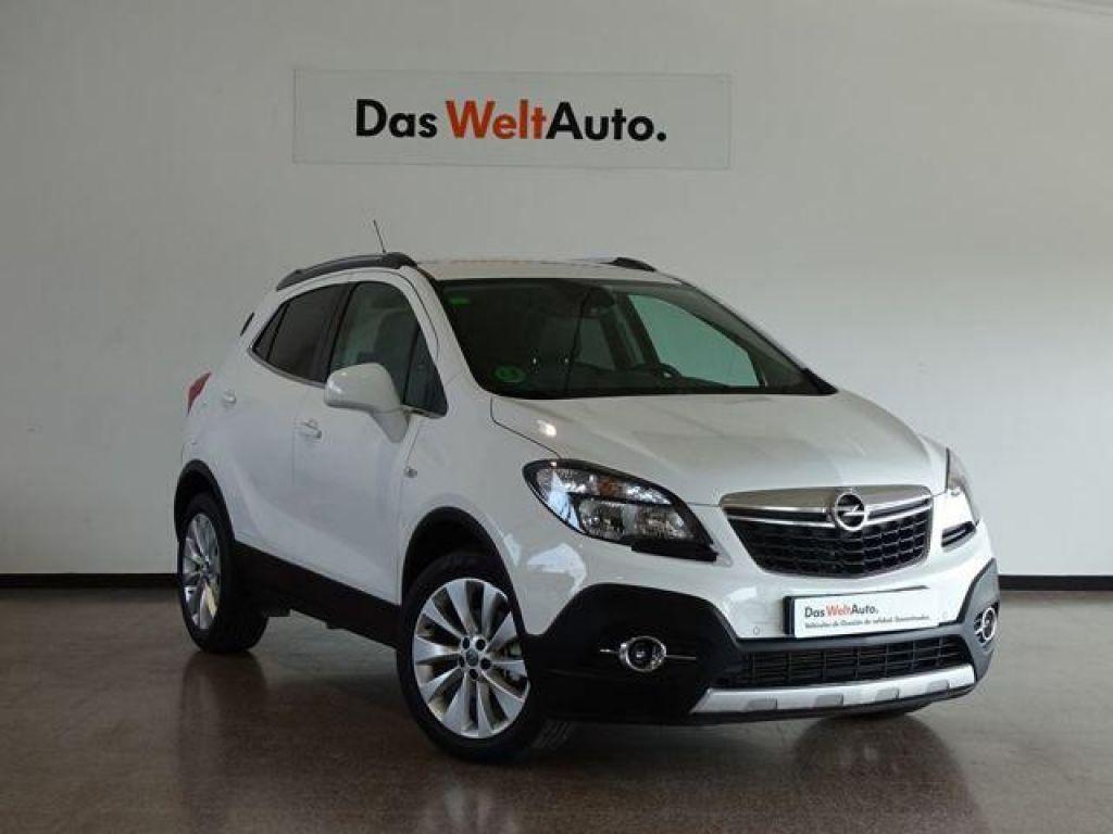 Opel Mokka  1.6CDTi S&S Selective 4x2 segunda mano Madrid