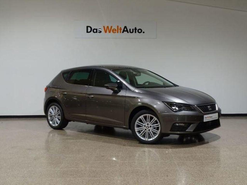 SEAT Leon 2.0 TDI DSG S&S Xcellence 110 kW (150 CV) segunda mano Madrid
