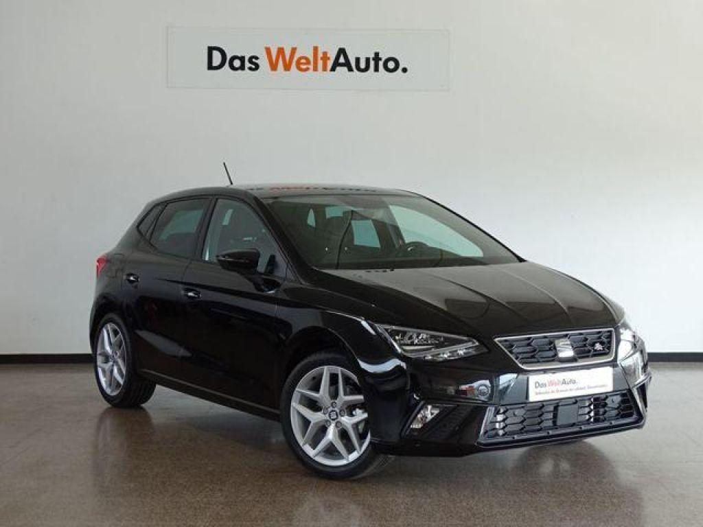SEAT Ibiza 1.0 TSI FR 85 kW (115 CV) segunda mano Madrid