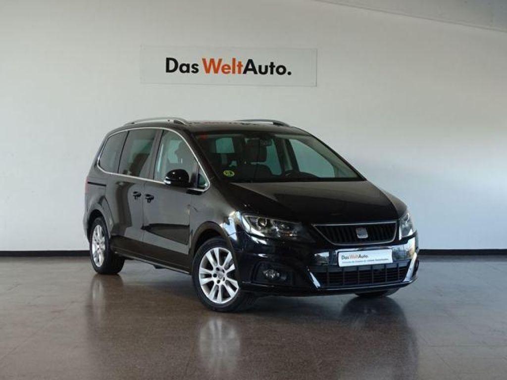 SEAT Alhambra 2.0 TDI Ecomotive Style 103 kW (140 CV) segunda mano Madrid
