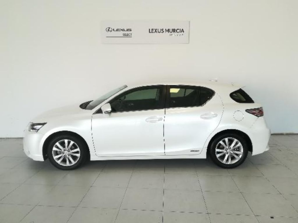 Lexus CT 1.8 200h Business segunda mano Murcia