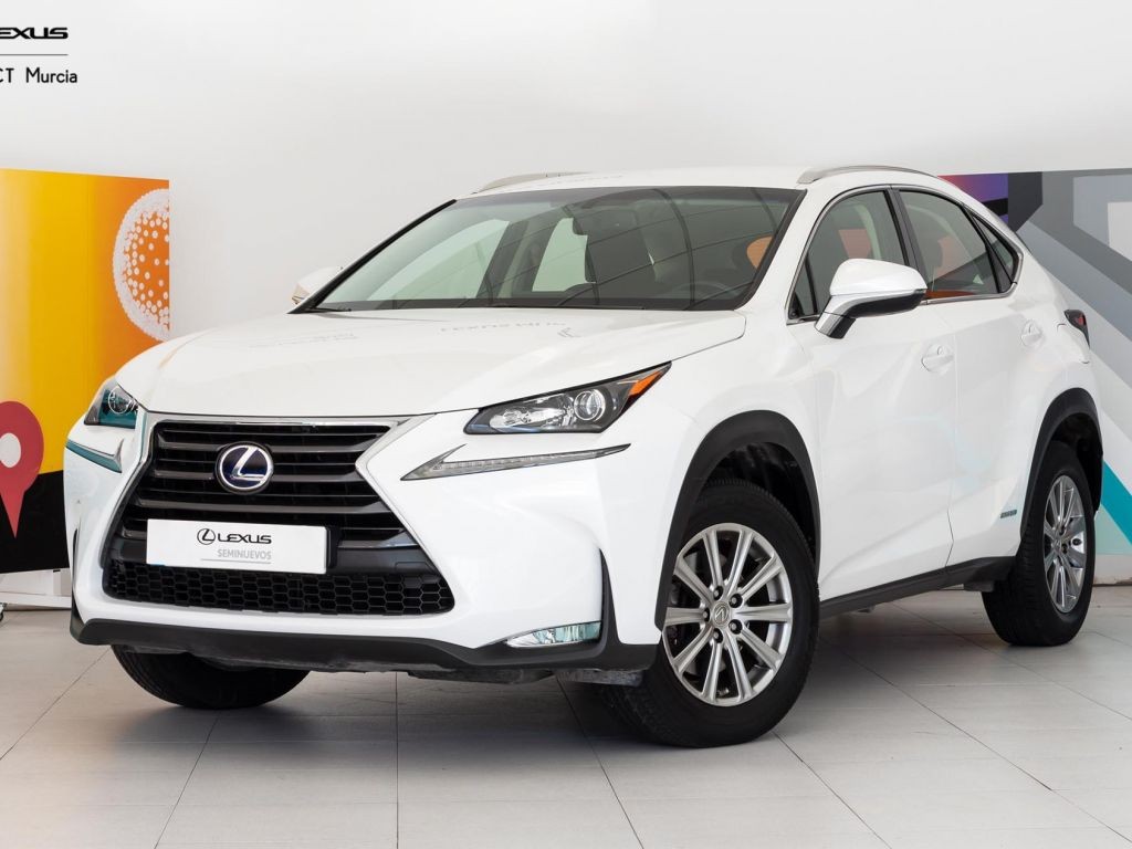 Lexus NX 2.5 300h Corporate 2WD + Navibox segunda mano Murcia