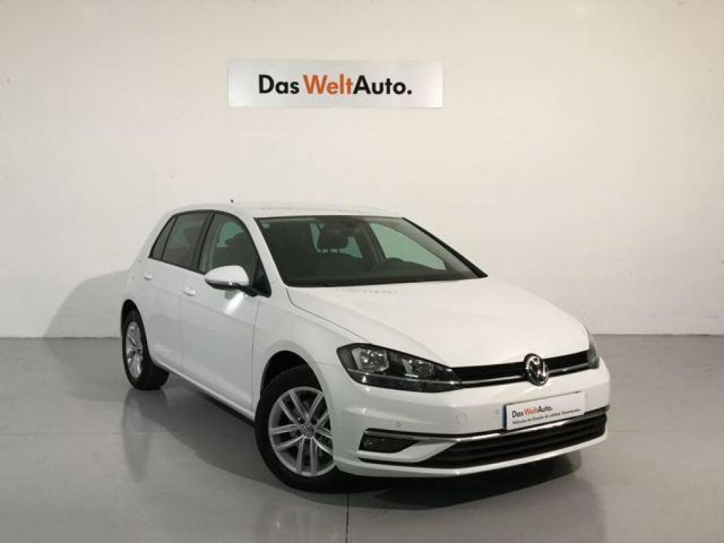 Volkswagen Golf Advance 1.4 TSI 92kW (125CV) DSG segunda mano Madrid