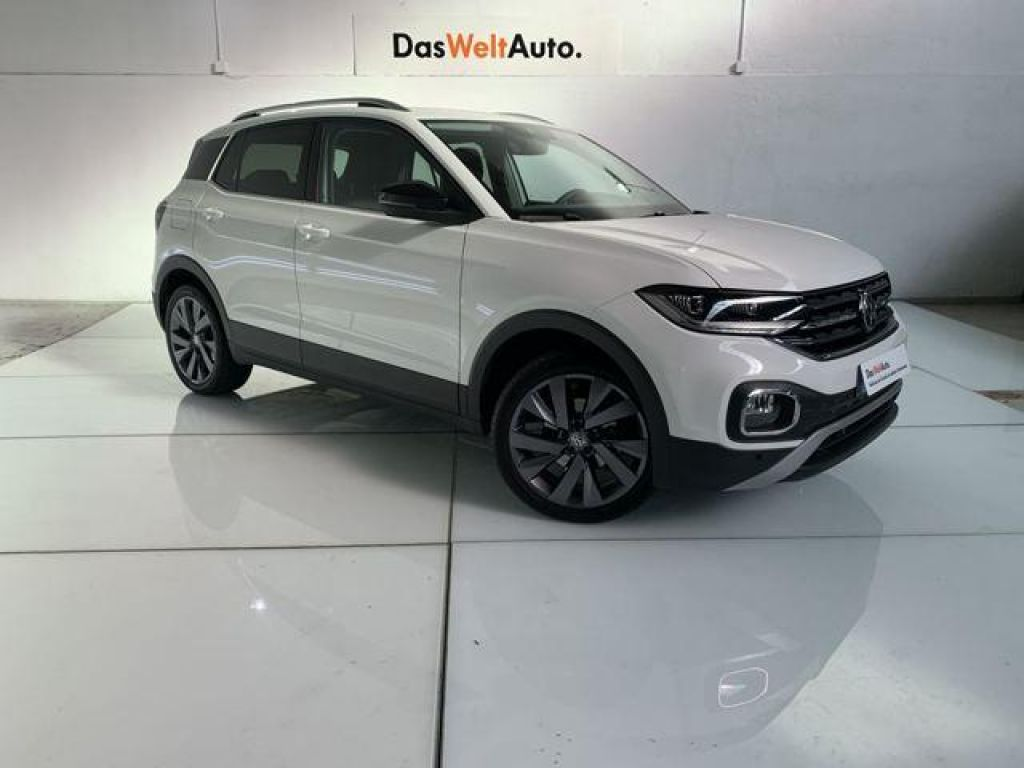 Volkswagen T-Cross First Edition 1.0 TSI 85kW (115CV) segunda mano Madrid