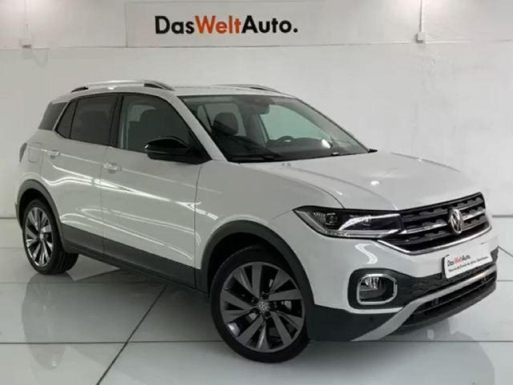 Volkswagen T-Cross 1.0 TSI First Edition 85 kW (115 CV) segunda mano Madrid