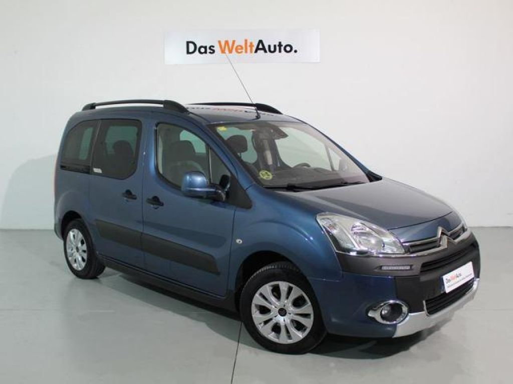 Citroen Berlingo Combi 1.6 HDI Multispace XTR Plus 84 kW (114 CV) segunda mano Madrid