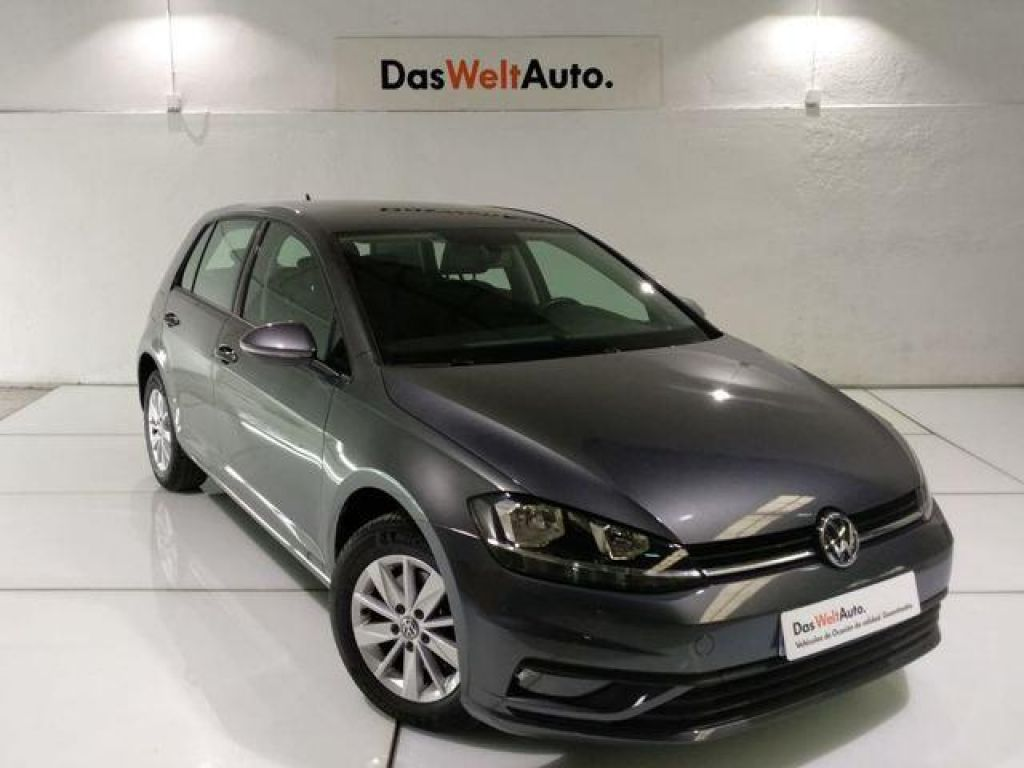 Volkswagen Golf 1.6 TDI Business and Navi Edition 85 kW (115 CV) segunda mano Madrid