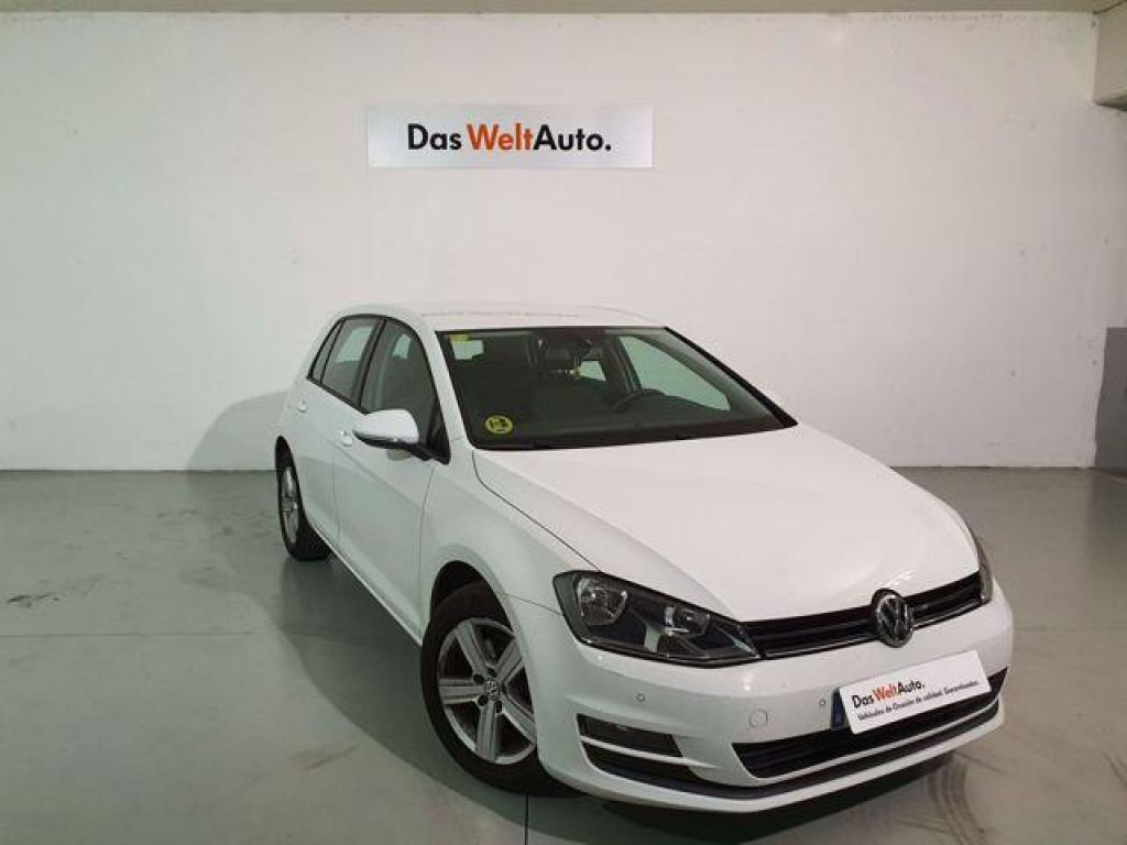 Volkswagen Golf 1.6 TDI BMT Advance 77 kW (105 CV) segunda mano Madrid
