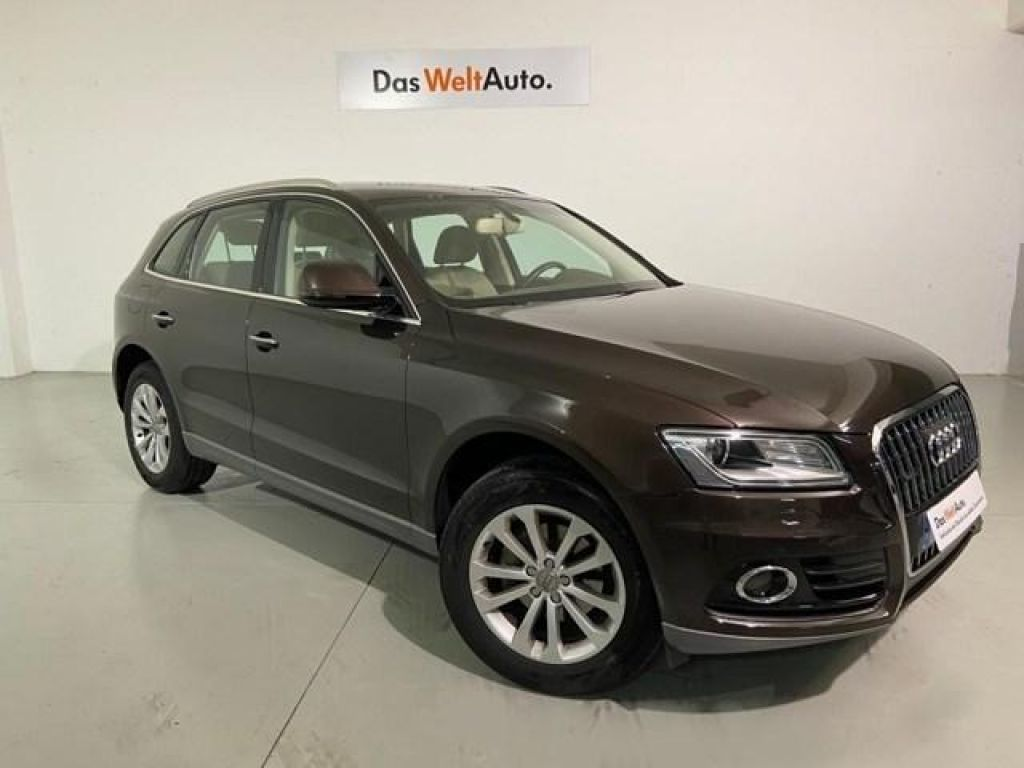 Audi Q5 2.0 TDI CD Quattro S-Tronic Advanced 140kW (190CV) segunda mano Madrid