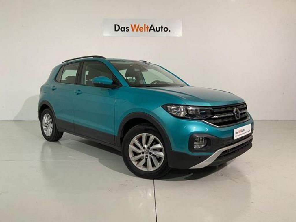 Volkswagen T-Cross 1.0 TSI Advance 85 kW (115 CV) segunda mano Madrid