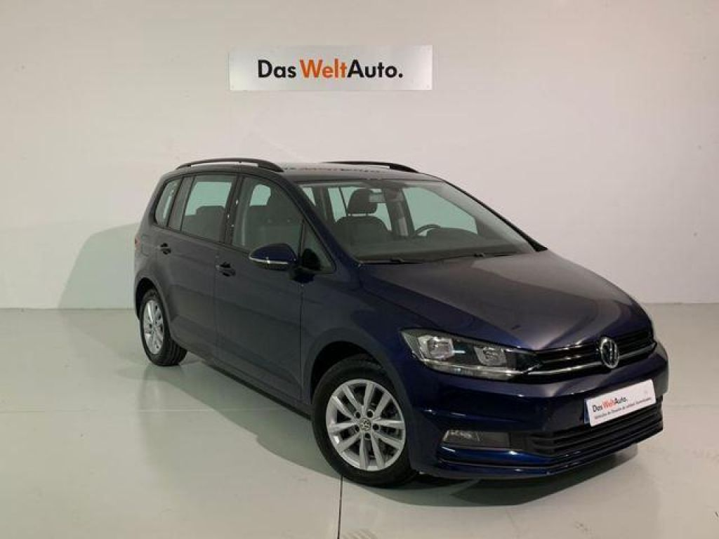 Volkswagen Touran 1.0 TSI Business 85 kW (116 CV) segunda mano Madrid