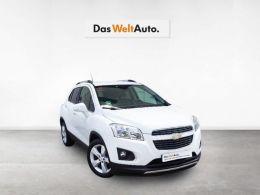 Chevrolet Trax segunda mano Barcelona