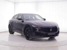 Maserati Levante segunda mano Zaragoza
