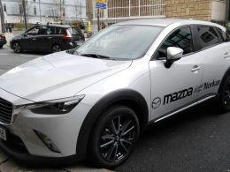 Mazda CX-3 segunda mano Vizcaya