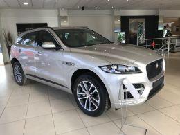 Jaguar F-Pace segunda mano Vizcaya