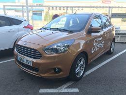 Ford Ka+ segunda mano Barcelona