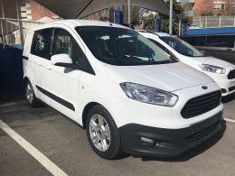 Ford Transit Courier segunda mano Barcelona