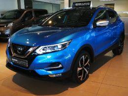 Nissan Qashqai segunda mano Barcelona