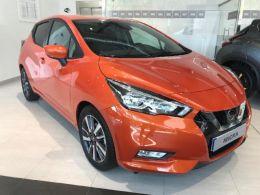 Nissan Micra segunda mano Barcelona