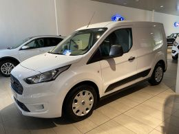 Ford Transit Connect segunda mano Barcelona