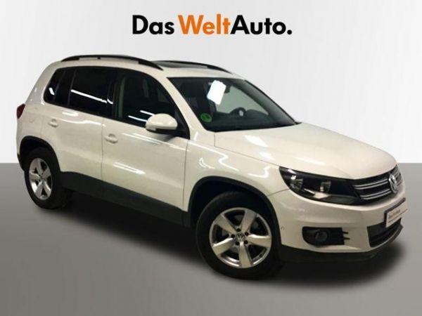 Volkswagen Tiguan segunda mano Barcelona