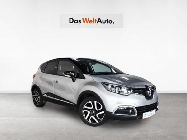 Renault Captur segunda mano Barcelona