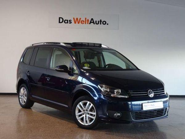 Volkswagen Touran segunda mano Barcelona