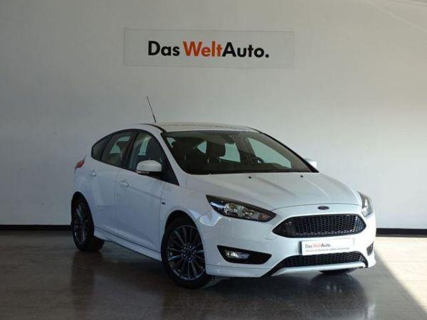 Ford Focus segunda mano Barcelona