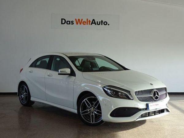 Mercedes Benz Clase A segunda mano Barcelona