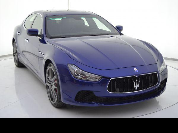 Maserati Ghibli S Q4 3.0 V6 BT 410CV AWD nuevo Zaragoza