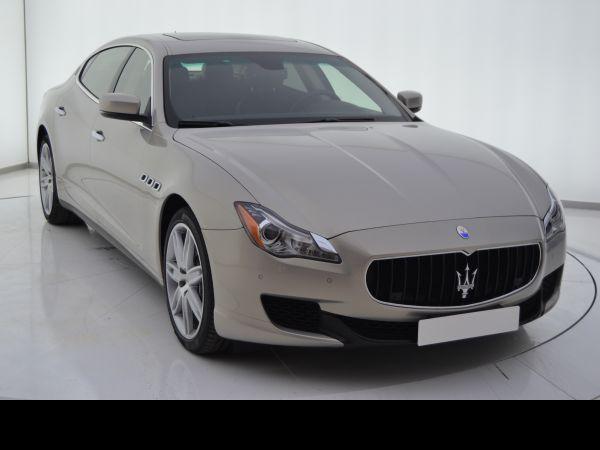Maserati Quattroporte 3.0 V6 Diésel 275cv nuevo Zaragoza