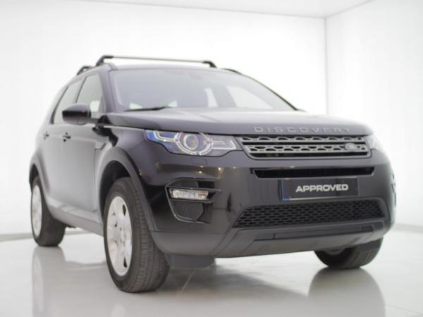 Land Rover Discovery Sport 2.0L eD4 150CV 4x2 Pure nuevo Zaragoza