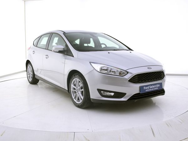 Ford Focus 1.5 TDCi E6 120cv Trend+ nuevo Zaragoza