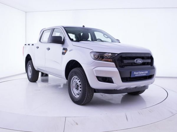 Ford Ranger 2.2 TDCi 118kW 4x4 Doble Cab. XL S/S nuevo Huesca
