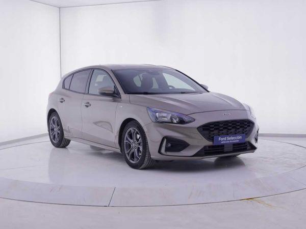 Ford Focus 1.5 TDCi E6 120cv PowerShift ST-Line nuevo Zaragoza