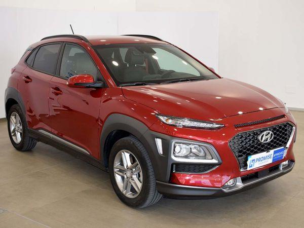 Hyundai Kona 1.0 TGDi Tecno 4x2 nuevo Huesca
