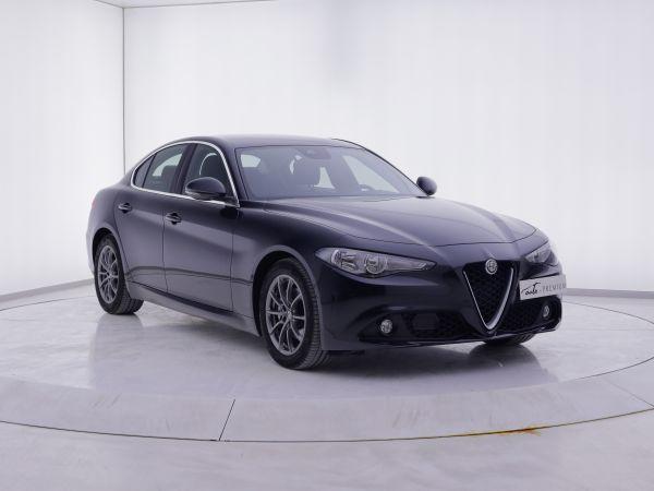 Alfa Romeo Giulia 2.2 Diesel 180cv Super AT nuevo Zaragoza
