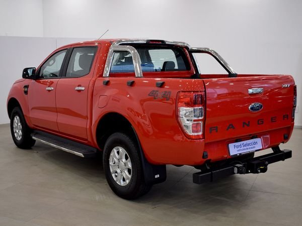 Ford Ranger 2.2 TDCi 118kW 4x4 Doble Cab. XLT S/S nuevo Huesca