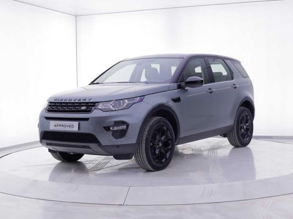 Land Rover Discovery Sport 2.0L TD4 110kW (150CV) 4x4 HSE nuevo Zaragoza