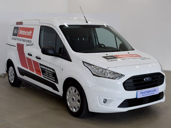 Ford Transit Connect Van 1.5 TDCi 74kW Trend 210 L2 nuevo Huesca