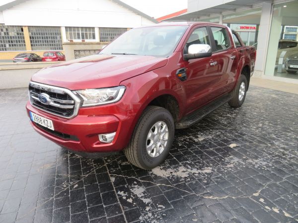 Ford Ranger 2.0 TDCi 125kW 4x4 Doble Cab. XLT S/S nuevo Huesca