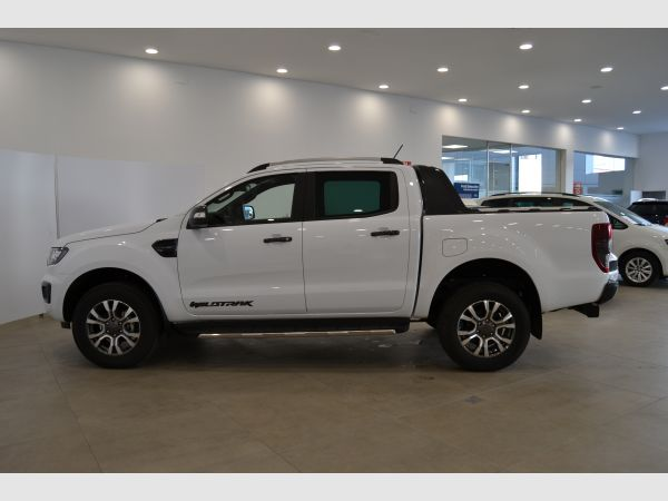 Ford Ranger 2.0 TDCi 157kW 4x4 Dob Cab Wildtrack AT nuevo Huesca
