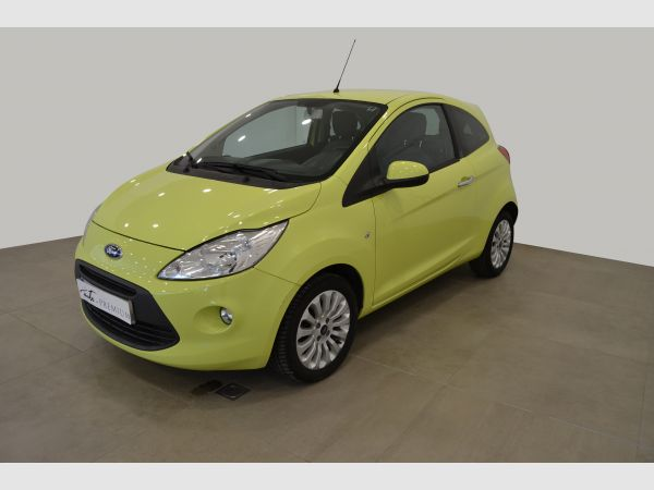 Ford Ka Urban 1.2 Duratec Auto-Start-Stop nuevo Huesca