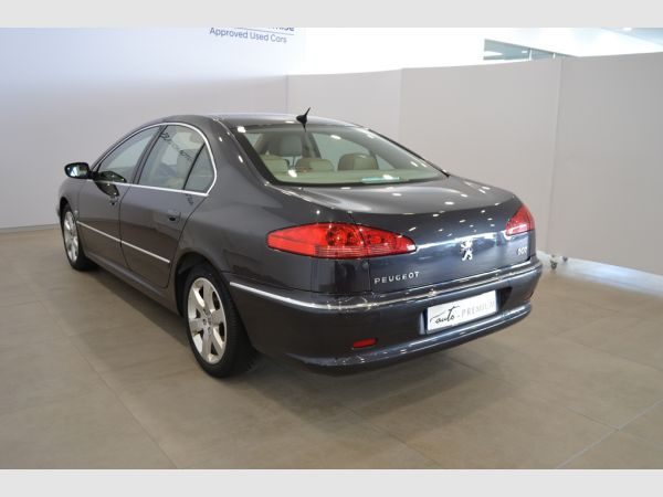 Peugeot 607 2.7 HDi Pack Automático Marfil nuevo Huesca