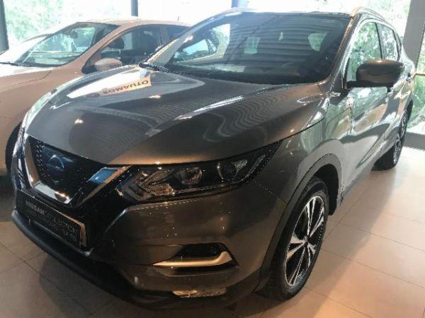 Nissan Qashqai 1.5 DCI N-CONNECTA 110 5P nuevo Barcelona