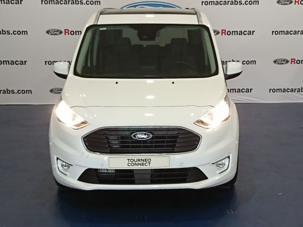 Ford Grand Tourneo Connect 1.5 TDCi 88kW (120CV) Titanium nuevo Barcelona