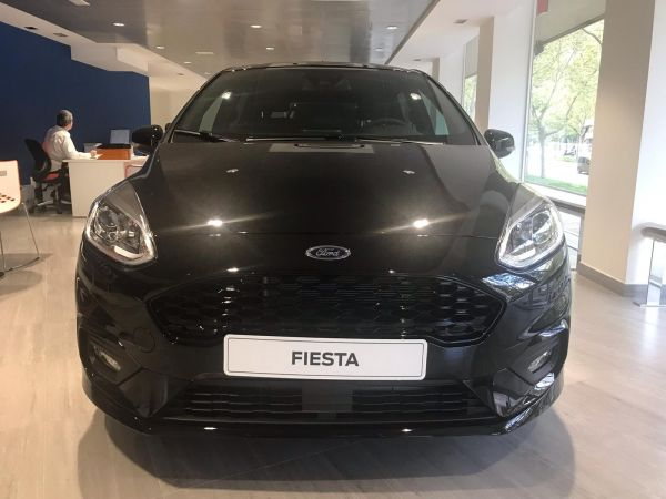 Ford Fiesta 1.0 EcoBoost 70kW (95CV) ST-Line S/S 5p nuevo Barcelona