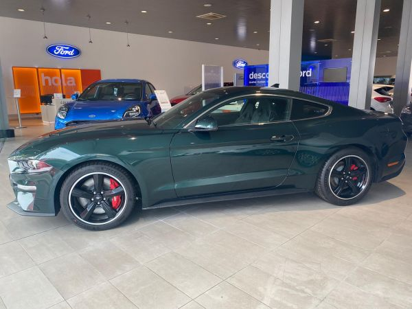 Ford Mustang 5.0 Ti-VCT V8 Mustang GT Bullit (PST) nuevo Barcelona